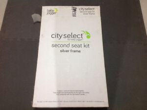Second Seat Kit for Baby Jogger City Select stroller
