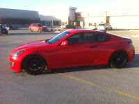 2010 Hyundai Genesis Coupe Coupe (2 door)