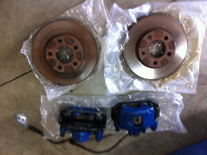 94-98 Mustang Front Brakes