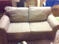 Ikea style 2 Seater Sofa : Free Glasgow delivery