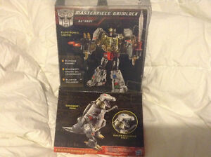 Transformers Masterpiece Grimlock Kitchener / Waterloo Kitchener Area image 3