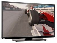 """40"""" INCH TOSHIBA FULL HD LED 1080p TV WITH BUILT IN FREEVIEW HD **CAN BE DELIVERED**"""