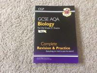 GCSE AQA biology