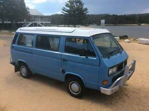 Volkswagon T3  `90 campervan AUTOMATIC Avoca Beach Gosford Area Preview