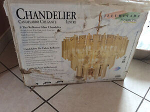 New chandelier for sale