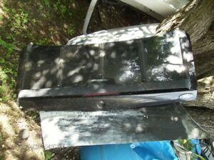 couvert valise mustang 1987-1993 avec rack convertible 50.00