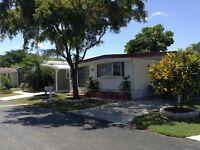 Très jolie maison mobile a louer en Floride pour les fêtes