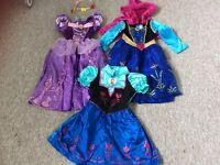 Girls dressing up fancy dress age 3-4