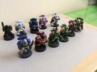 11x space marines warhammer
