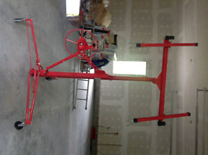 Drywall & panel hoist