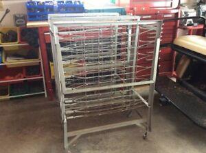 Foldaway cots