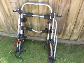 Halfords 3 cycle rack