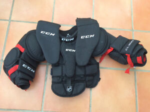 Youth/Jr Goalie Chest Protector