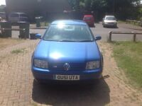 Re listed due to time wasters vw bora v5 £400.00 ono