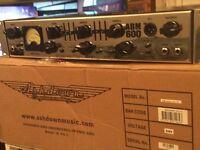 Ashdown ABM600RC Rack mount Bass Head