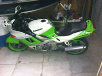 Kawasaki Ninja for sale. 2000 FIRM !!