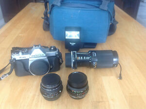 Pentax K 1000 Camera
