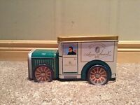Laura Secord 85th anniversary reproduction tin truck--new price