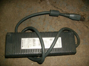 Used XBOX 360 Power Adapter/Pack (good condition)$24.oo obo