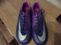 Football Boots. Size10. Nike Mercurial