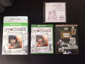 Life is Strange Limited Edition Xbox One Brand New