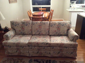Great condition couch and chair