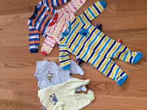 Set of baby sleepers $10