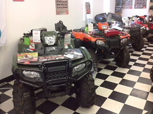 2016 HONDA ATV'S MODEL SALES EVENT