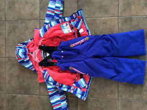 Girls Etriel 4T snowsuit