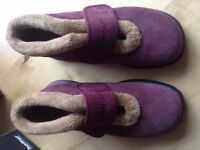 HOTTER slippers size 3 uk.