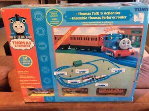 BUBBA - Thomas the Train Talk 'n Action Set