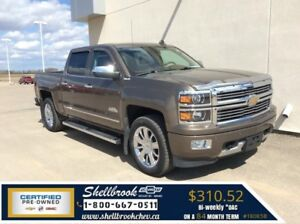 2015 Chevrolet Silverado 1500 HC -LOW KM,SUNROOF - $310.52BW!