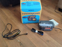 TVR328 Sony Handycam Camcorder