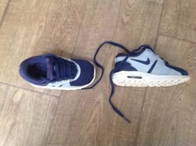 Infants Nike Air Max Zero UK size 6.5