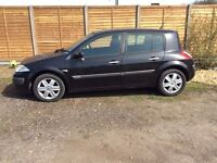 RENAULT MEGAN 1.6 2003 MODEL DRIVES PERFECT CLEAN CAR DONT MISS OUT FORD FIAT PEUGOET