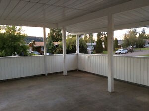 Avail Now!! 3 Bdrm Upper Level - Great Area - Huge Covered Deck! Prince George British Columbia image 9