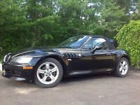 2000 BMW Z3 2.5L Coupe (2 door)