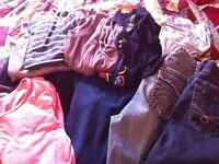 Bag full of Woman's clothing