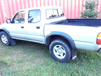 2001 Toyota Tacoma Pickup Truck 4x4 LOW BALL OFFERS IGNORED