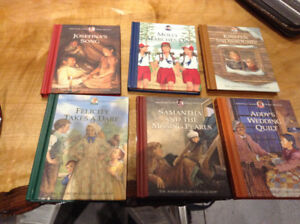 Collection of American Girl Short Story books for sale