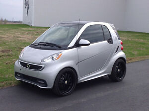 2014 Smart Fortwo Coupé (2 portes) Electric Drive