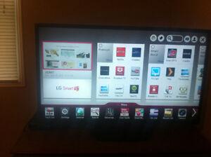 42in LG cinema 3D SMART TV