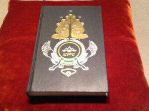 The Lord of the Rings J.R.R. Tolkien  Deluxe One-Volume