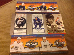 TIM HORTONS SPECIAL HOCKEY CARDS