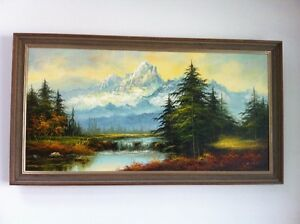 Original Oil Paintings - Various Sizes and Prices