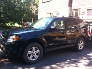 2008 Ford Escape AWD Hybrid SUV