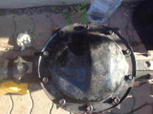 8.5 S10 Rearend 3.08 ring and pinion gov lock Posi