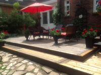 Need a deck built this summer?