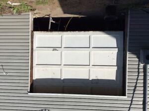 10x10 garage door .