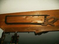 hand meat saw